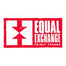 Equal Exchange Fair Trade chocolate (contains milk)