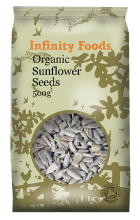 Organic Sunflower Seed - kernels -