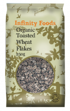 Organic Toasted Wheat Flakes