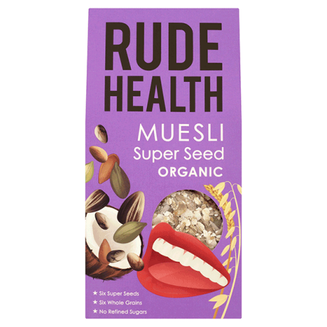 Organic Super Seed Muesli