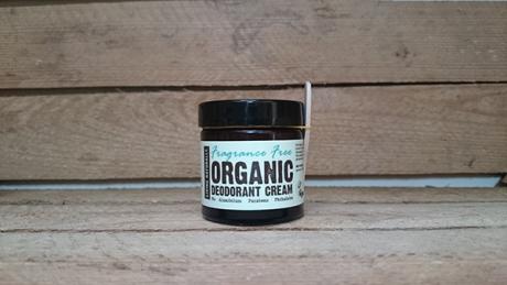Fragrance Free Deodorant