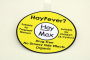 HayMax point of sale Shelf Wobbler free of charge - please q