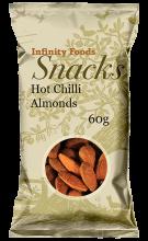 Hot Chilli Almonds