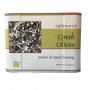 Organic Green 'Konservolea' Pitted Olives