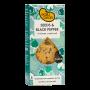 Seeds & Black Pepper Chickpea Crispbread