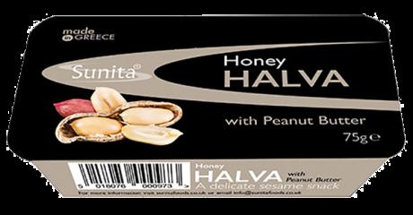 Honey Halva - Peanut Butter