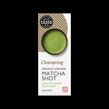 Organic Matcha Shot - Premium grade Green Tea Powder