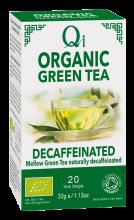 Organic Decaffeinated Green Tea Bags - New!