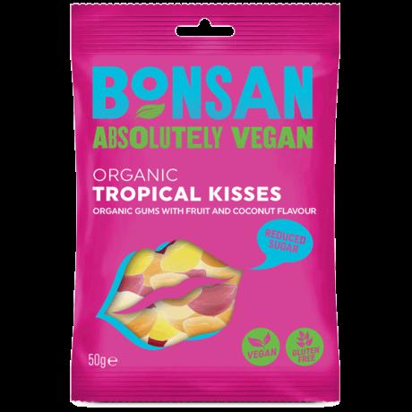 Organic Tropical Kisses -  reduced sugar