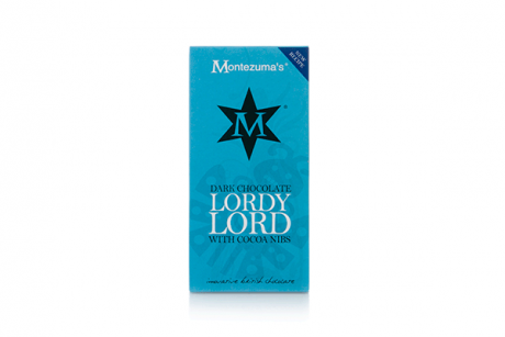 Lordy Lord - Dark with Cocoa Nibs