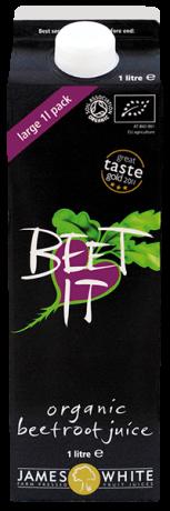 Organic 1l Tetra Beetroot Juice - Beet It