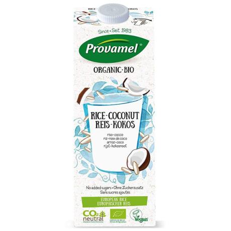 Organic Coconut & Rice Drink - lge - unsweetened
