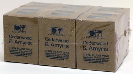 Cedarwood & Amyris Votive 9cl Candle