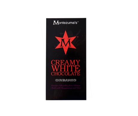 Organic Creamy White Chocolate