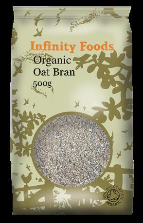 Organic Oat Bran