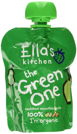 Organic The Green One - Smoothie Fruit - multi