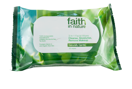 3in1 Facial Wet Wipes