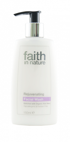 Rejuvenating Facial Wash