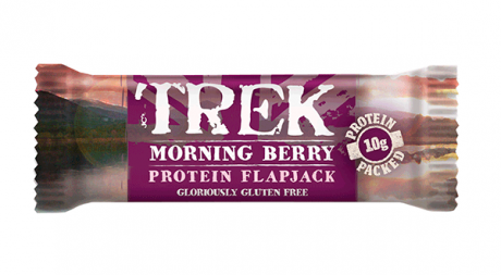 Morning Berry Protein Flapjack