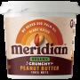 Organic Bulk Peanut Butter Crunchy 100% - plastic