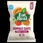 Tomato & Basil Hummus Chips - large