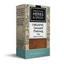 Organic Ground Nutmeg