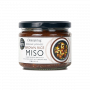 Organic 300g Brown Rice Miso - Unpasteurised - jar