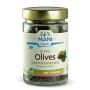 Organic Green & Kalamata Pitted Olives - vacuum preserved