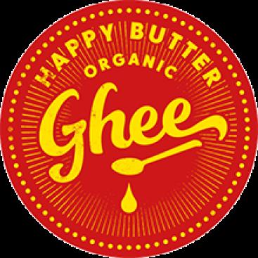 Happy Butter organic Ghee