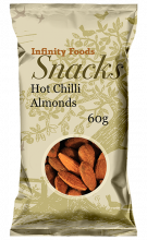 Hot Chilli Almonds