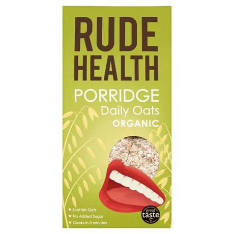 Organic Daily Oats Porridge