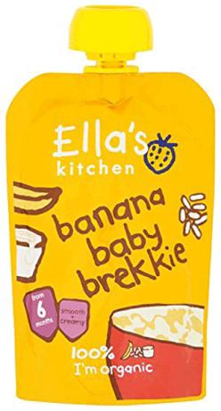 Organic Banana Baby Brekkie