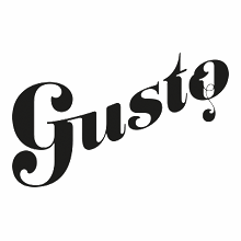 Gusto Herbal Energy Drinks glass bottle