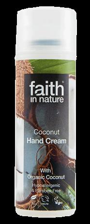 Coconut Hand Cream