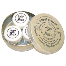 Organic HayMax Triple Pack - tin