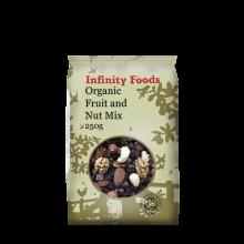 Organic Fruit & Nut Mix