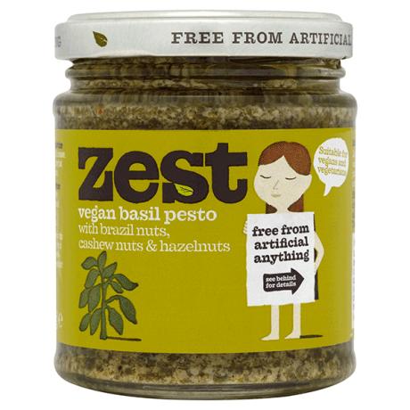Basil Vegan Pesto - sml