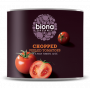 Organic Tomatoes Chopped - bulk